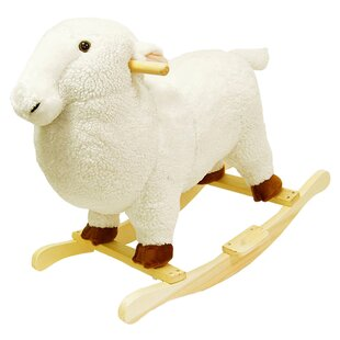 Purchase Lamb Plush Rocking Animal ByHappy Trails