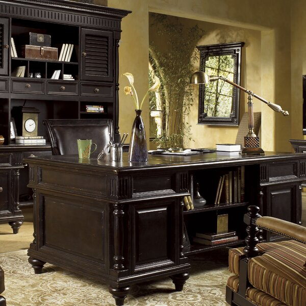 Kingstown Admiralty Executive Desk by Tommy Bahama Home
