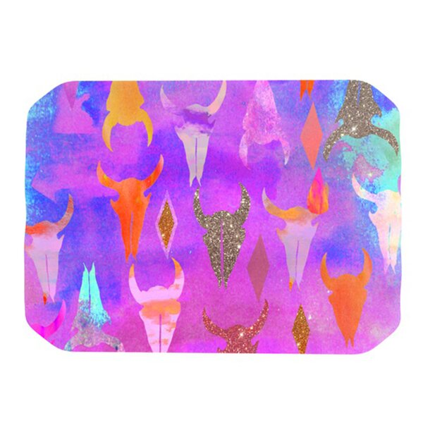 Rodeo Placemat by KESS InHouse