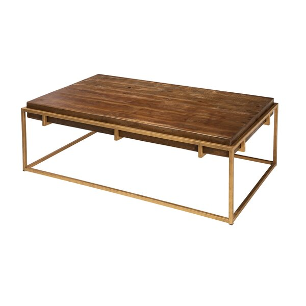 Mccarver Coffee Table by Ivy Bronx