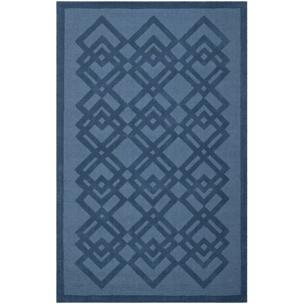 Viewpoint Carved Ink Area Rug by Safavieh