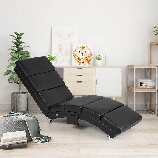Electric Recliner Full Body Massage Chair By Orren Ellis
