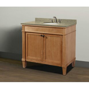 Cambridge 37 Single Bathroom Vanity Set By Empire Industries