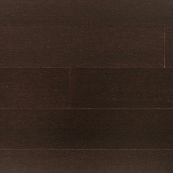 DassoSWB 5 Solid Flooring Bamboo Parquet Flooring in Espresso by Easoon USA
