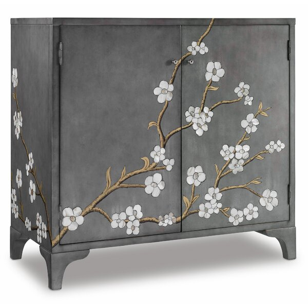 Melange in Bloom 2 Door Accent Cabinet by Hooker Furniture