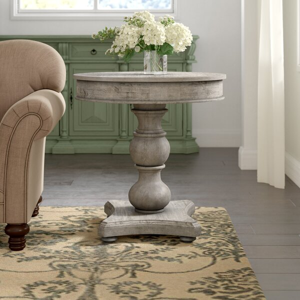 Quaoar End Table by One Allium Way