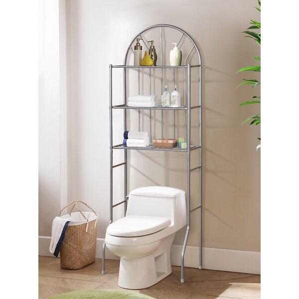 Nita 23 W x 68 H Over the Toilet Storage by Rebrilliant