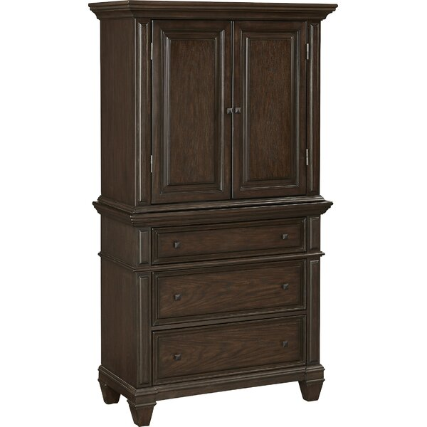 Larksville TV Armoire By Darby Home Co by Darby Home Co Purchase