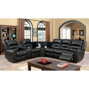 Holston Reclining Sectional