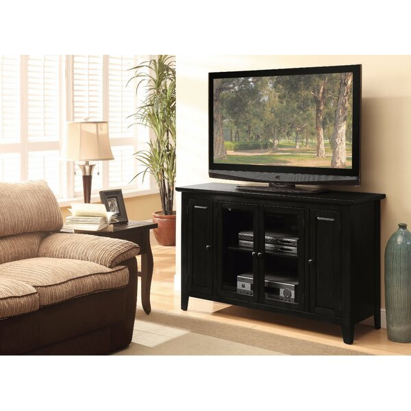 Chaudri Solid Wood TV Stand For TVs Up To 60