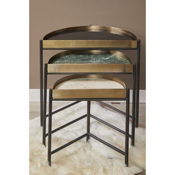 Hathcock 3 Piece Nesting Tables By Brayden Studio