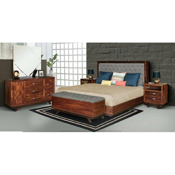Aurora 5 Piece Bedroom Set by REZ Furniture