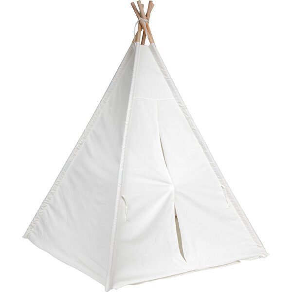 Authentic Giant Play Teepee with Carrying Bag by Trademark Innovations