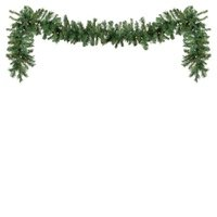 Cumberland Fir Prelit Holiday Garland by Kringle Traditions