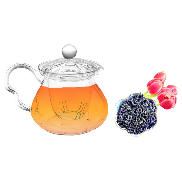 Fairy 0.63-qt. Jasmine Whole Leaf Green Teapot by Tea Beyond