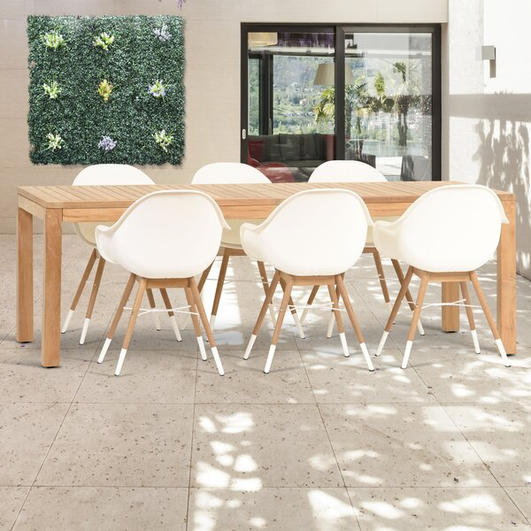 Cossette 7 Piece Dining Set by Corrigan Studio