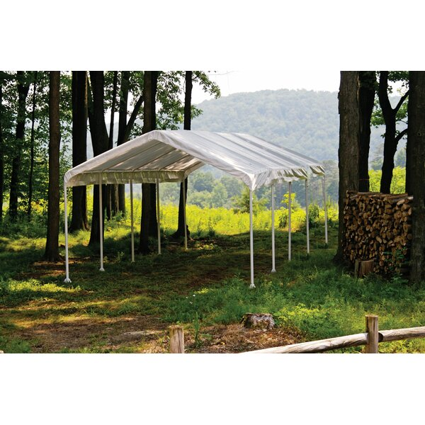Super Max Canopy By Shelterlogic.