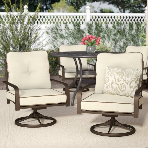 Thelma Swivel Lounge Chair (Set of 2) by Darby Home Co
