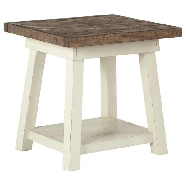 Mulvihill End Table by August Grove