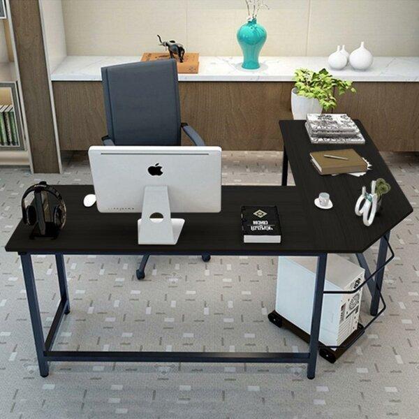 Lefferts Desktop L-Shaped Executive Desk