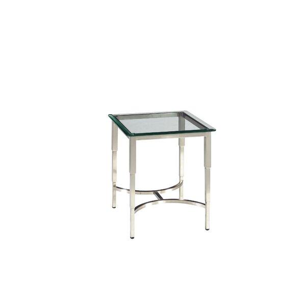 Sheila End Table by Allan Copley Designs