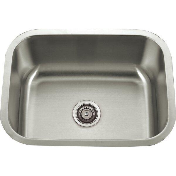Classic 18 L x 16 W Undermount Kitchen Sink