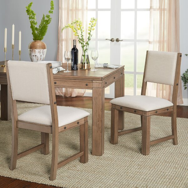 Westendorf Upholstered Dining Chair (Set of 2) by Gracie Oaks