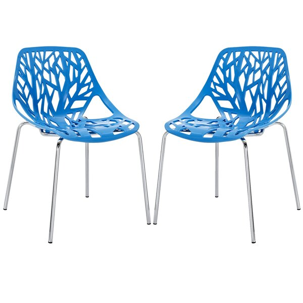 Pearlie Dining Chair (Set of 2) by Ivy Bronx