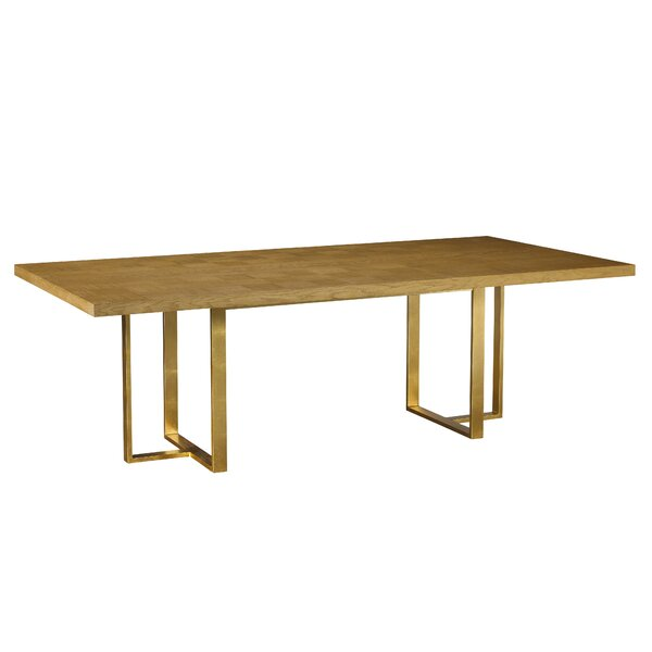 Kerfoot Carlson Dining Table by Everly Quinn Everly Quinn