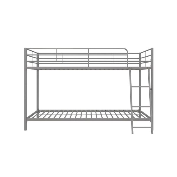 Ahmad Twin over Twin Bunk Bed by Harriet Bee