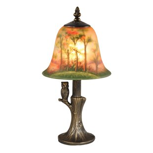 Affordable Giles 14 Table Lamp By Millwood Pines