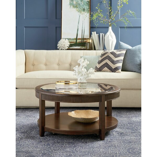 Angleterre Coffee Table By Ivy Bronx