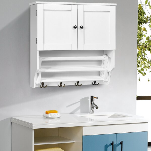 Clairville 20 W x 24 H Wall Mounted Cabinet