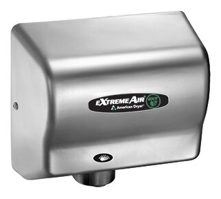 EXT Series 540W Max Hand Dryer by American Dryer