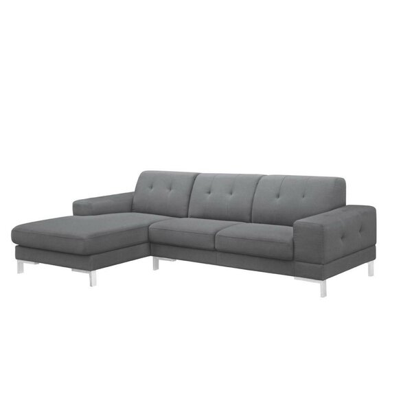 New Design Taul Fabric Sectional by Brayden Studio by Brayden Studio