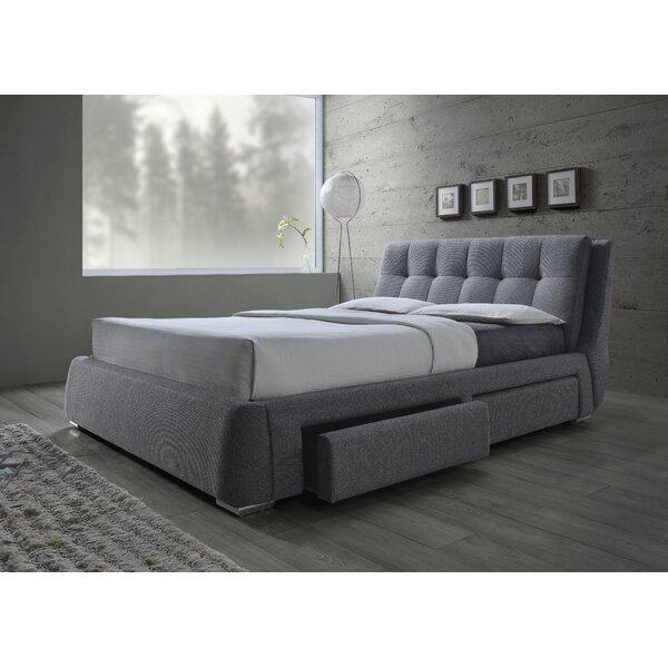 Karyen Upholstered Storage Platform Bed by Orren Ellis