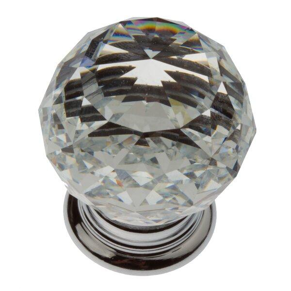 Crystal Knob Set Of 10 By Gliderite Hardware.