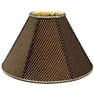 Inexpensive 10 Silk/Shantung Empire Lamp Shade By Alcott Hill