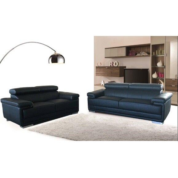 Hendren Configurable Living Room Set (Set of 2) by Orren Ellis