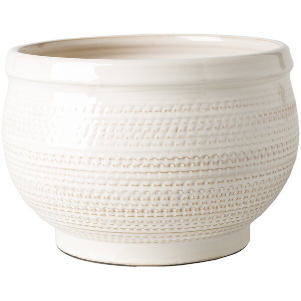 Millbrook Decorative Bowl by Three Posts