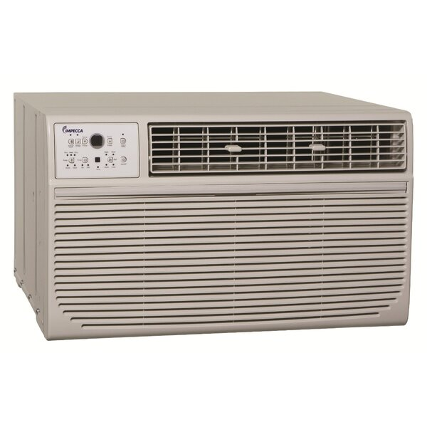 10,000 BTU Through the Wall Air Conditioner with Remote by Impecca USA
