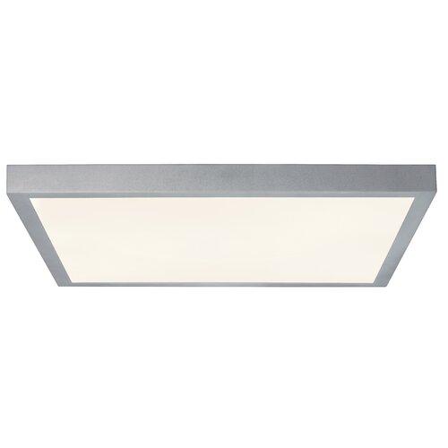 Deckenleuchte 1-flammig Sierra ClearAmbient Farbe: Chrom matt | Lampen > Deckenleuchten > Deckenlampen | ClearAmbient