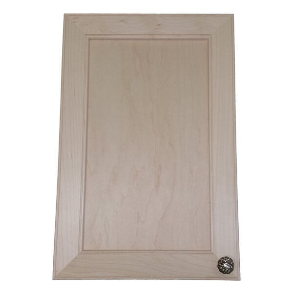 Village 15.5 W x 23.5 H Wall Mounted Cabinet by WG Wood Products