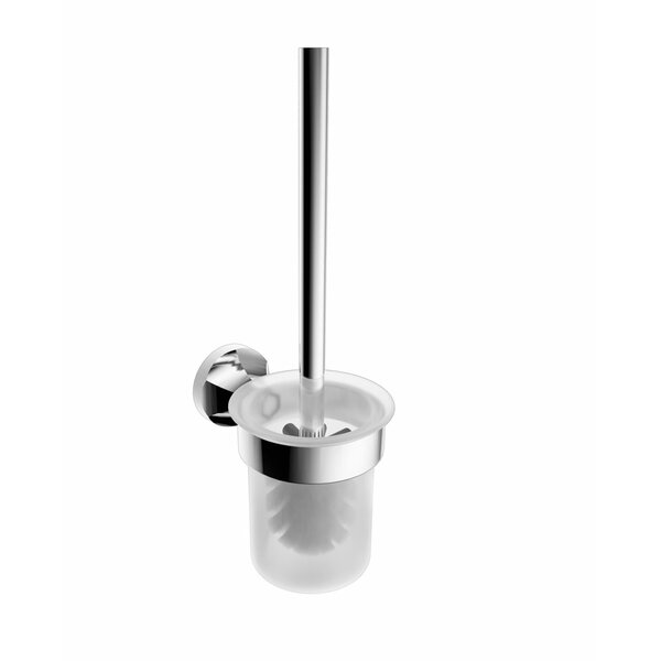 Speicher Wall Mounted Toilet Brush and Holder by Orren EllisSpeicher Wall Mounted Toilet Brush and Holder by Orren Ellis