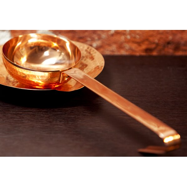 Copper Ladle by Alchemade