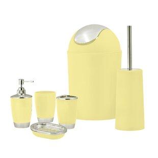 yellow bathroom accessories. Yellow Bathroom Accessories  Wayfair co uk
