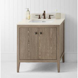 Compare & Buy Sophie 30 Single Bathroom Vanity Base Only ByRonbow