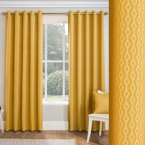 Landau Eyelet Room Darkening Thermal Curtains Fairmont Park