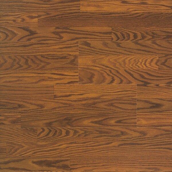 Home Series Sound 8 x 47 x 7mm Oak Laminate Flooring in Spice Oak by Quick-Step