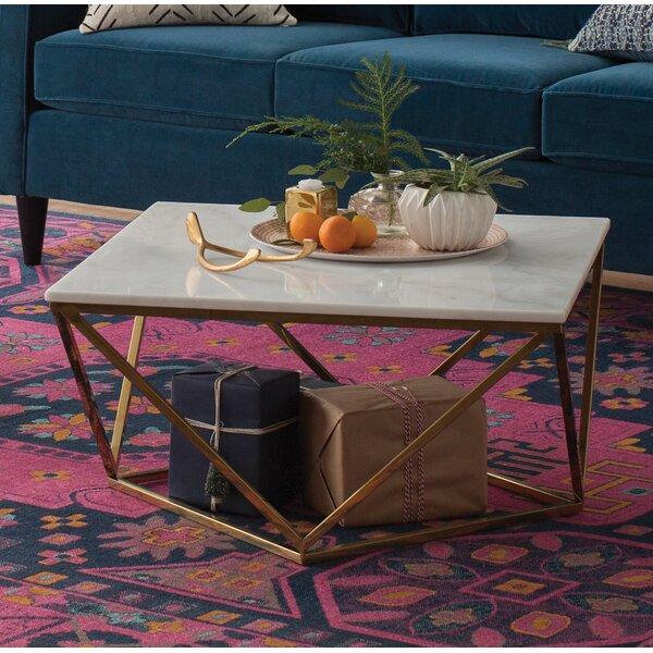Berberia Marble Coffee Table by Willa Arlo Interiors